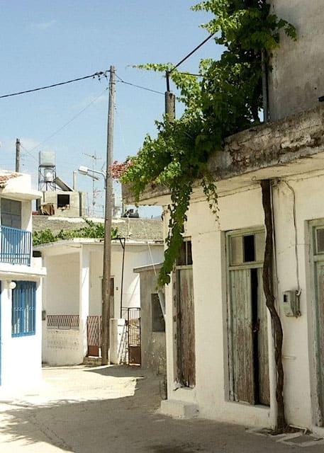 Mohos Village
